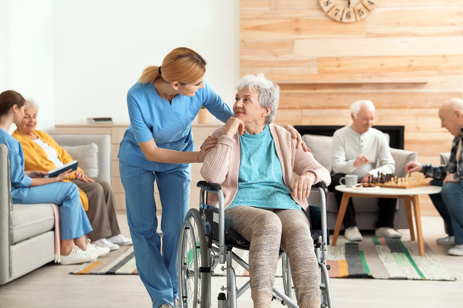 A Primer on the Rights of Nursing Home Residents in New Mexico