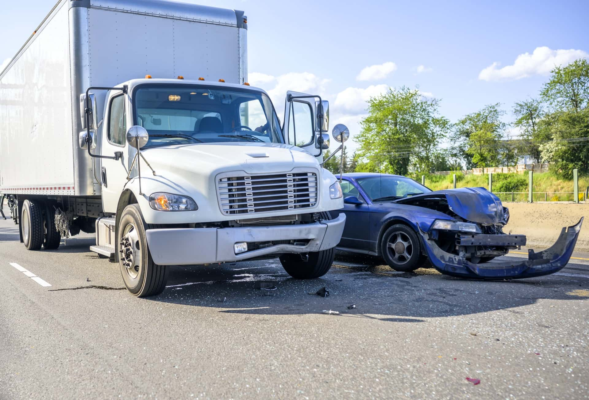 What Can I Do To Protect My Rights After a Trucking Accident?