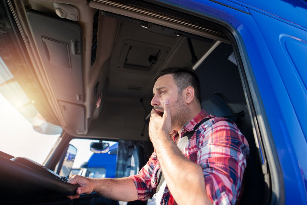 What to Know About Truck Driver Fatigue